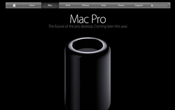 Neue Mac Pro auf der WWDC vorgestellt worden